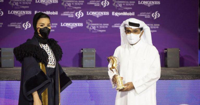HH Sheikha Moza crowns winners of CHI Al Shaqab