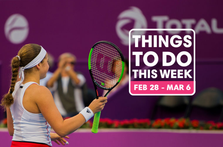 Things to do in Doha: 28 February – 6 March, 2021