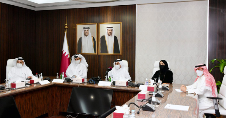 Qatar Chamber Holds General Assembly Meeting, Approves Estimated Budget for Financial Year 2021