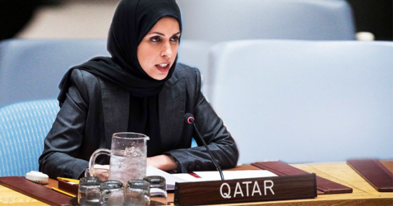 Qatar Reiterates Call for Political Solution, Condemns Human Rights Violations Committed in Syria