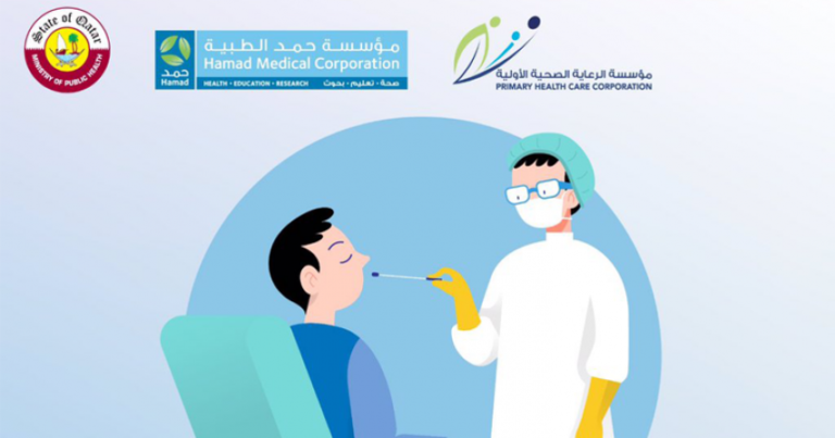 QR300: MoPH fixes rate for Covid-19 swab test in private health facilities