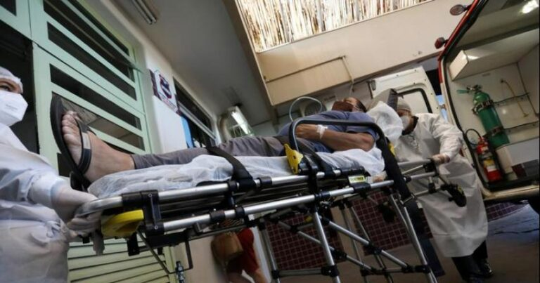 Brazil detects first case of South African variant as COVID-19 deaths soar