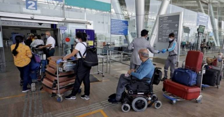 UAE suspends all passenger flights from India