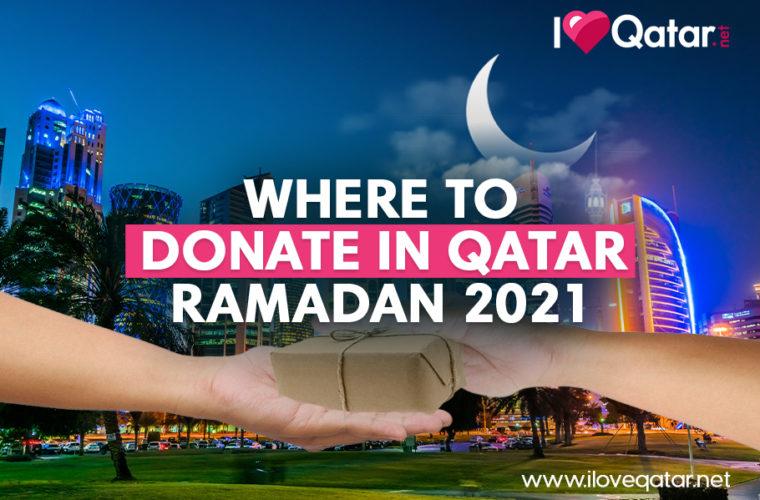 Where to donate this Ramadan 2021 in Qatar
