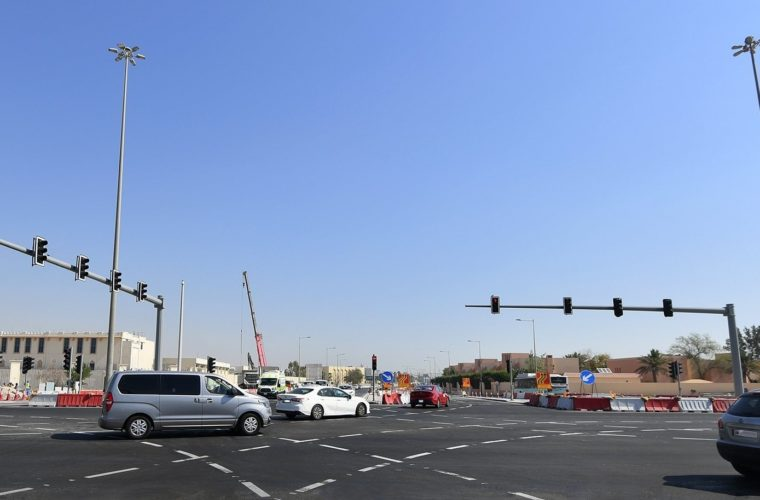 Ashghal partially opens Nuaija Intersection on all directions