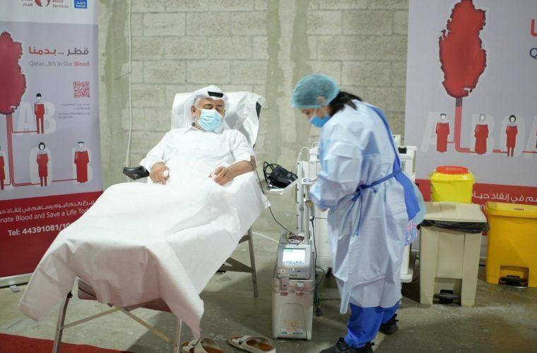 People of Qatar encouraged to donate blood this Ramadan