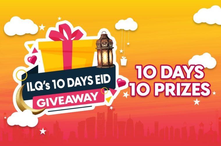 ILQ's 10 day Eid Giveaway 2021