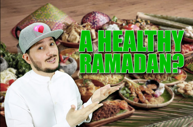 #QTip: How to avoid gaining weight during Ramadan